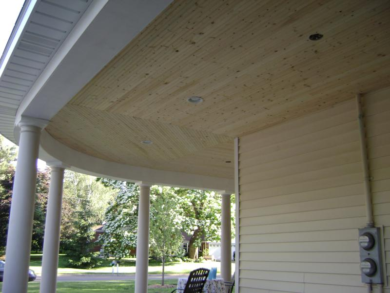 Porches 171 Structures Unlimited