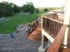 Flaired-radius-stairs